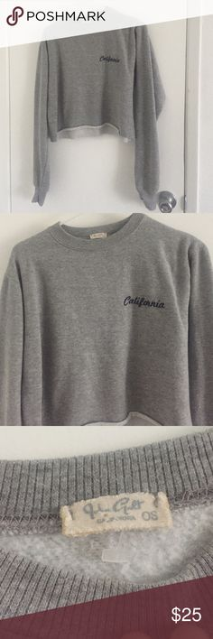 sweater worn once Brandy Melville Other