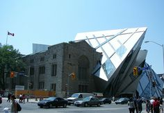 ROM - the dinosaurs' house!
