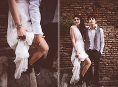 A Love Story In Rome – A Styled Wedding Shoot by Ana Fernweh