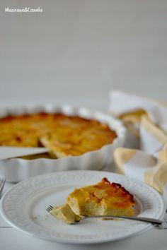 Tarta de manzana rápida Dessert Recipes, Desserts, Pie, Cupcakes, Yummy Food, Cooking, Sweet, Chocolates, Gastronomia
