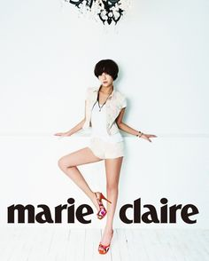 Actress Hwang Jung Eum impresses with her flawless pictorial in 'Marie Claire'