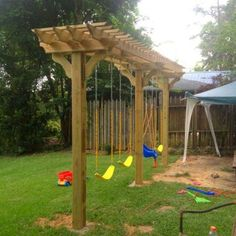 Some Nice DIY Kids Playground Ideas for Your Backyard https://www.futuristarchitecture.com/26455-diy-kids-playground.html