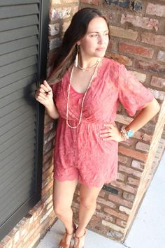On the #blog, @acdesigns13 styles the perfect #romper to wear right now, then transition into fall. See how she wears it, then grab this romper before 7/29/16 for 20% off!