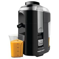 BLACK+DECKER JE2200B 400-Watt Fruit and Vegetable Juice Extractor with Custom Juice Cup, Black BLACK+DECKER http://www.amazon.com/dp/B003ZDNKSS/ref=cm_sw_r_pi_dp_T164wb09BH5ZQ