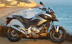 Motorcycle.com's Top 10 City/Commuter Motorcycles: Honda NC700X