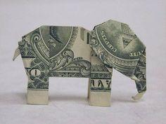 Moneygami: The art of money folding | Matador Network Matador