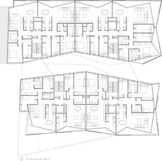 Lesseps housing by OAB- Ferrater