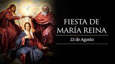 Hoy la Iglesia celebra a María Reina, la que comparte la vida y el amor de Cristo Rey