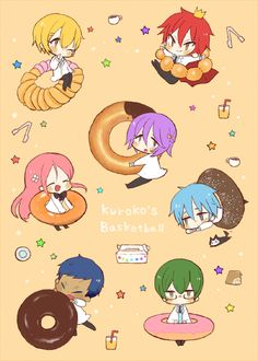 Kuroko no Basuke (Kuroko's Basketball) Mobile Wallpaper - Zerochan Anime Image Board Kuroko Chibi, Anime Chibi, Manga Anime, Anime Wallpaper 1920x1080, Kiseki No Sedai, Chibi Food, Kuroko Tetsuya, Kuroko's Basketball, Anime Poses