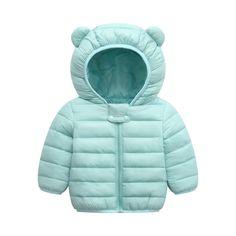 Kids Coat Winter Unisex Down Puffer Jacket Standing Collard Outwear Thick Warm Windbreaker 8 Years Old Or Older