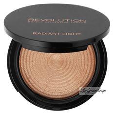 MAKEUP REVOLUTION - RADIANT LIGHT- Rozświetlacz - 12 g