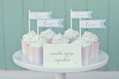 free wedding printable cupcake toppers