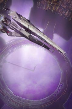 Exordium by Sin-Vraal on deviantART Mass Effect Ships, Mass Effect 1, Mass Effect Universe, Stargate, Video Game Art, Video Games, Mass Effect Tattoo, Aries, Batman Tattoo