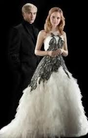 harry potter wedding dress 1000 images about harry potter on draco and 4734