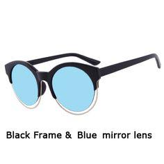 Aofly mujeres de moda SIDERAL marca de diseño gafas de estilo Retro de la  estrella ronda ojo de gato espejo gafas de sol gafas de sol UV400 AF2103 en  Gafas ... f31ce18f0e83