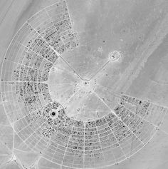 Burning Man, Black Rock Desert, Nevada-August 28, 2011