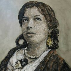 Italian Artist Silvia Danelutti