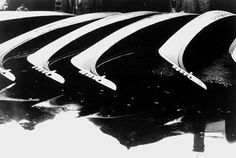 Fulvio Roiter - Squero di San Trovaso - 1970