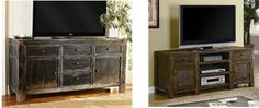 Knockout Knockoffs: Media Consoles and Cabinets