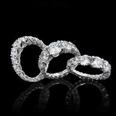 anello in diamanti 💍❤️❤️#worlddiamondgroup #bresciacentro #ghidinigioielli #diamonds #brescia #ring