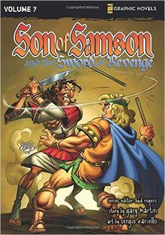 Christian Comic Books - Heroes of Faith