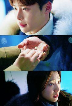 pinocchio kdrama cute couple love Korean Drama Movies, Korean Dramas, Lee Jong Suk Pinocchio, My Annoying Brother, 7 First Kisses, Netflix, Descendents Of The Sun, My Love From Another Star, Moorim School
