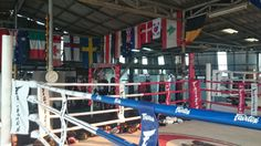Hier gebeurt het allemaal in de Lanna Muay Thai Gym!
