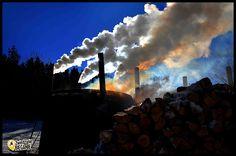 Bieszczady dymią