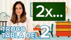 Truco de la tabla de multiplicar del 2 | Matemáticas para niños