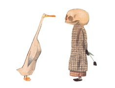 """""""Duck, Death and the Tulip"""""""