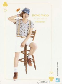 Our Handsome and gorgeous DongWoo ^^** !!!!!!!