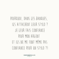 - Confidentielles