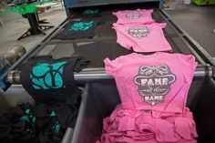Superior ink provides the best in direct screen printing, oversized printing, and custom embroidery. Making us your one stop shop for everything apparel!  #superiorink #fashion #apparel #design