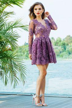 Rochii Miss Grey cu pana la 40% mai ieftine de Black Friday Homecoming Ideas, Prom, African Attire, Hot Dress, Summer Outfits, Anniversary, Purple, Black Friday, Sexy