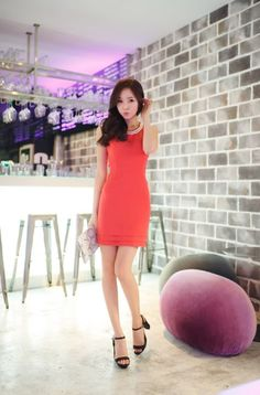♡Jang Chom Mi♡ - ulzzang gallery - Asianfanfics Pretty Face, Goddesses, Ulzzang, Bodycon Dress, Asian, Tags, Gallery, Body Con, Roof Rack