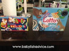Want to win one of these amazing eeBoo children's educational games (Dominoes or The Lotto Game)? Enter here http://babylishadvice.com/?p=2285