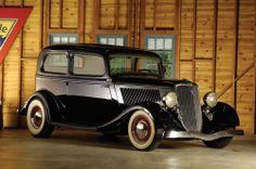 1934 ford | 1934 Ford Sedan (10 of 17)