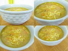 Sopa de Legumes (Benefícios + Receita) | Nutricionista