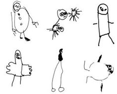 What can we learn from children's drawings