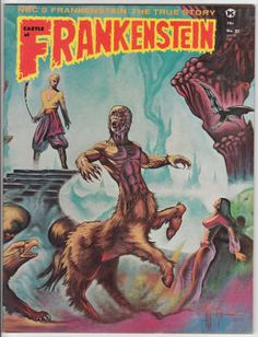 frankenstein feature article Frankenstein wasn't the only story inspired by unusual weather see what other  works of literature were influenced by historic weather.