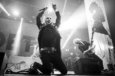 POETS OF THE FALL @ Jäähalli (Ice Hall) Black Box, Helsinki, 30.09.2016 By Jana Blomqvist