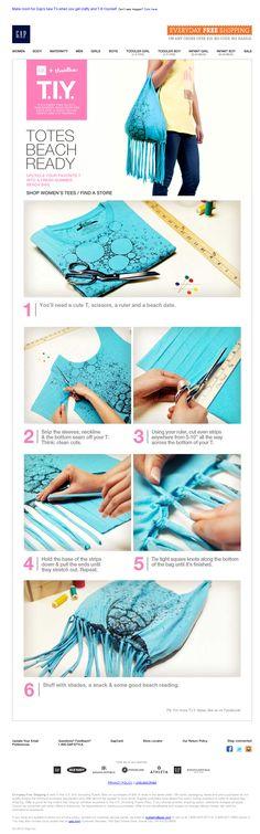GAP | step by step DIY + soft sell