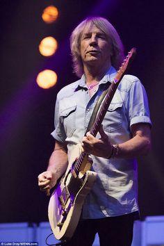 Rick Parfitt, Status Quo, Isle Of Wight, Passed Away, Lancaster, Stock Photos, Concert, People, Musica
