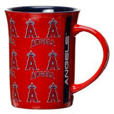 Los Angeles Angels of Anaheim 15oz. Line-Up Mug - $11.99