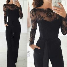 Joyfunear Elegant Off shoulder Lace Rompers Womens Summer Jumpsuit Sexy Ladies C., Joyfunear Elegant Off shoulder Lace Rompers Womens Summer Jumpsuit Sexy Ladies Casual Long Trousers Overalls White Jumpsuit White Jumpsuit, Jumpsuit Dress, Summer Jumpsuit, Formal Jumpsuit, Black Jumpsuit Outfit Night, Elegant Jumpsuit, Strapless Jumpsuit, Denim Jumpsuit, Jumpsuit Elegante