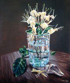 Still life~ Acrylic on canvas 50x60