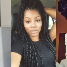 Ideas that will have you addicted to your braids.