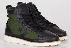 Undefeated x Converse Pro Field Hi. These are hot!! A must have!