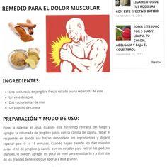 Remedio muscular