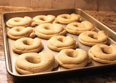 We always hear about quick recipes, meals and crock-pot dinners, but sometimes I'm in the mood for a challenge. Greek Recipes, Whole Food Recipes, Dessert Recipes, Cooking Recipes, Desserts, Wheat Free Recipes, Quick Recipes, Rusk Recipe, Greek Cookies